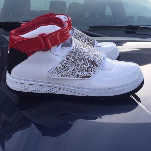 separation shoes f049c 788fa Jordan Other - Air Jordan AJF 20, Force Fusion Sneakers